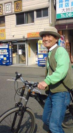 自転車泥棒ー(>д<)